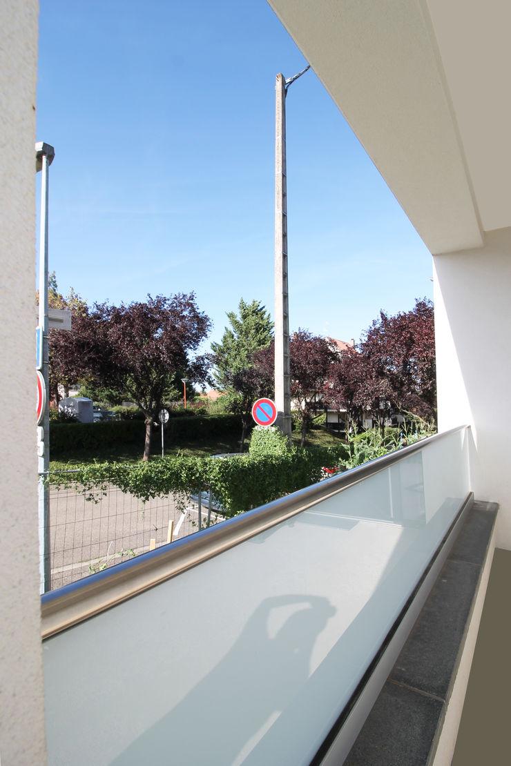 CONSTRUCTION A STRASBOURG Agence ADI-HOME Balcon