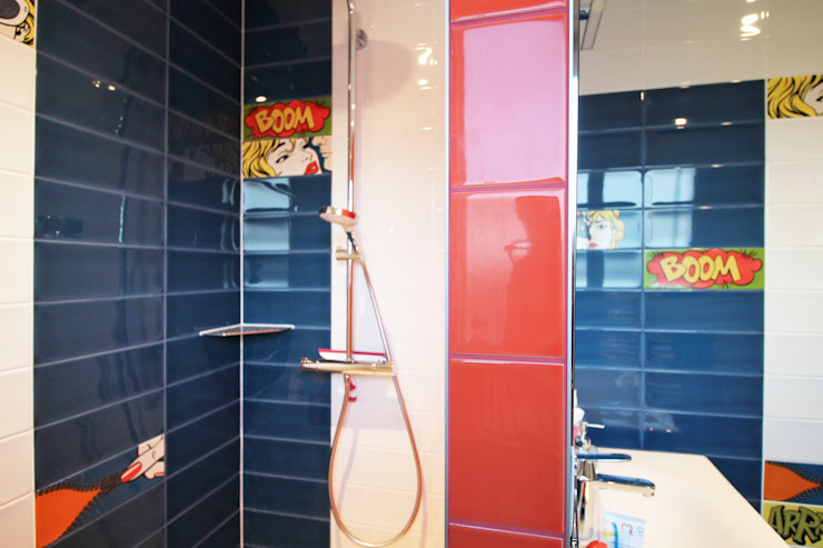 MAISON A SOUFFELWEYERSHEIM Agence ADI-HOME Salle de bain moderne