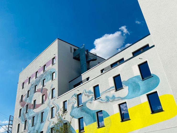 Art / Kunst Konzept - Hotel MARKUS HILZINGER Moderne Häuser