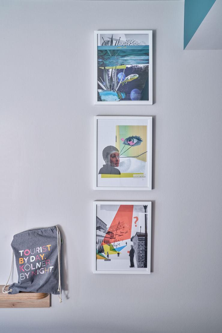 Art / Kunst Konzept - Hotel MARKUS HILZINGER Moderne Schlafzimmer