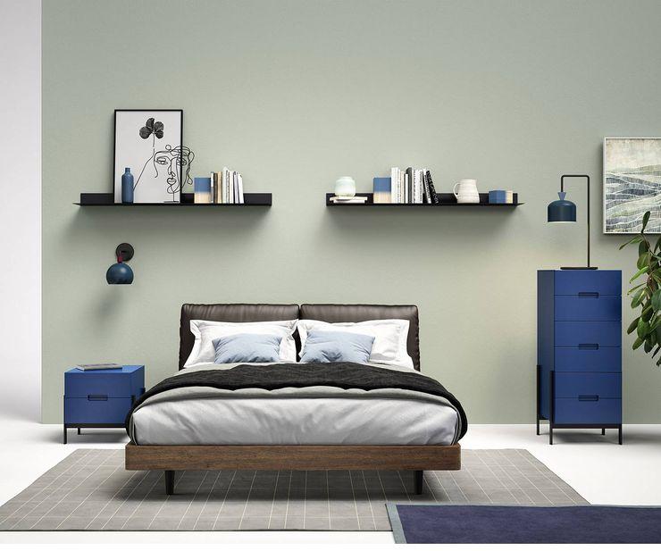 Novamobili Bett Nido Livarea Moderne Schlafzimmer
