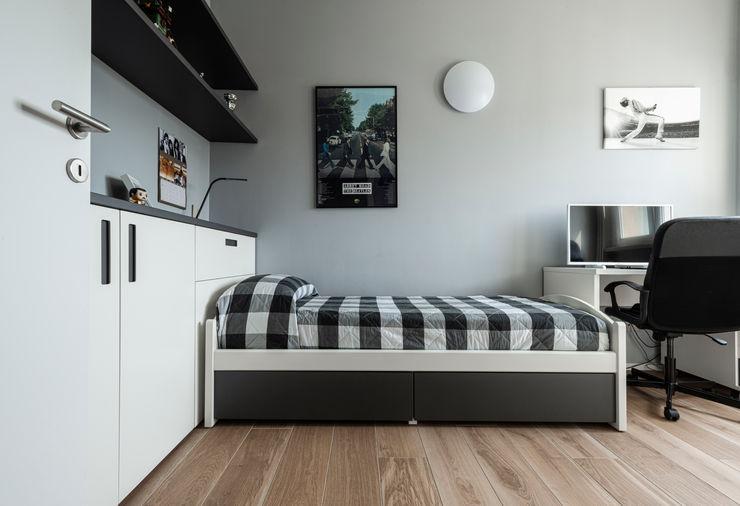 Arch+ Studio Спальня хлопчиків