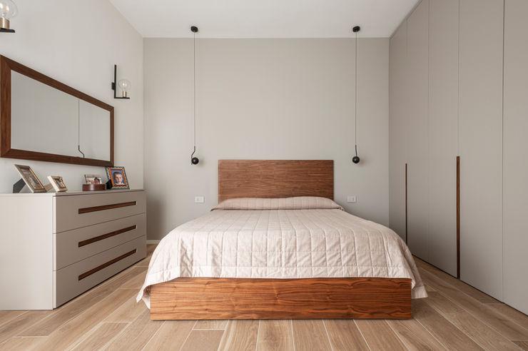Arch+ Studio СпальняЛіжка та спинки