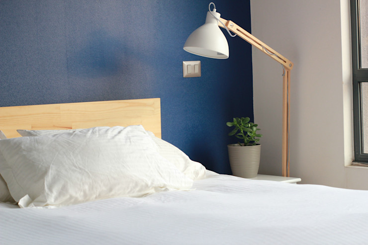Dormitorio Gabi's Home Dormitorios de estilo moderno