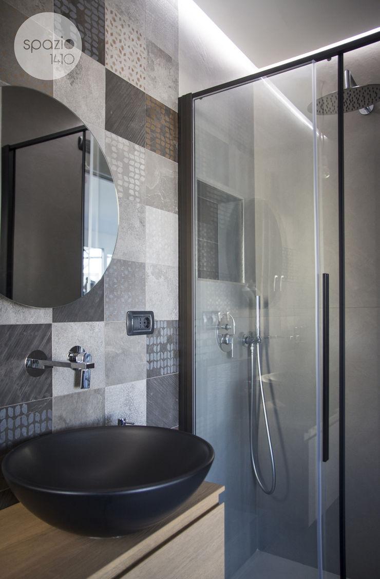 Spazio 14 10 모던스타일 욕실