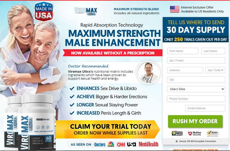 Viromax Ultra - Men Health Supplements 2021 Viromax Ultra Reviews