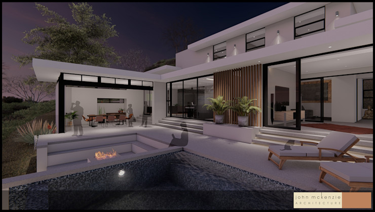 House Benjamin John McKenzie Architecture Single family home