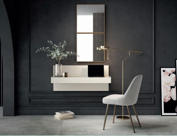 TOCADOR TOP BORONIA HOME Dormitorios de estilo moderno Tablero DM Blanco