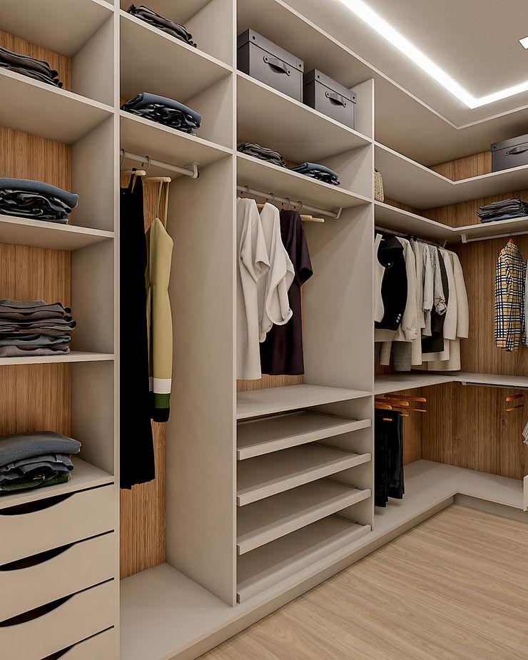 Closet Cláudia Legonde Closets
