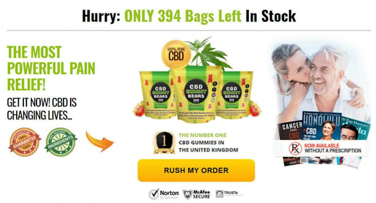 Russell Brand CBD Gummies UK :- Stop Smoking, Rip-Off Scam & Legit? Russell Brand CBD Gummies buy uk