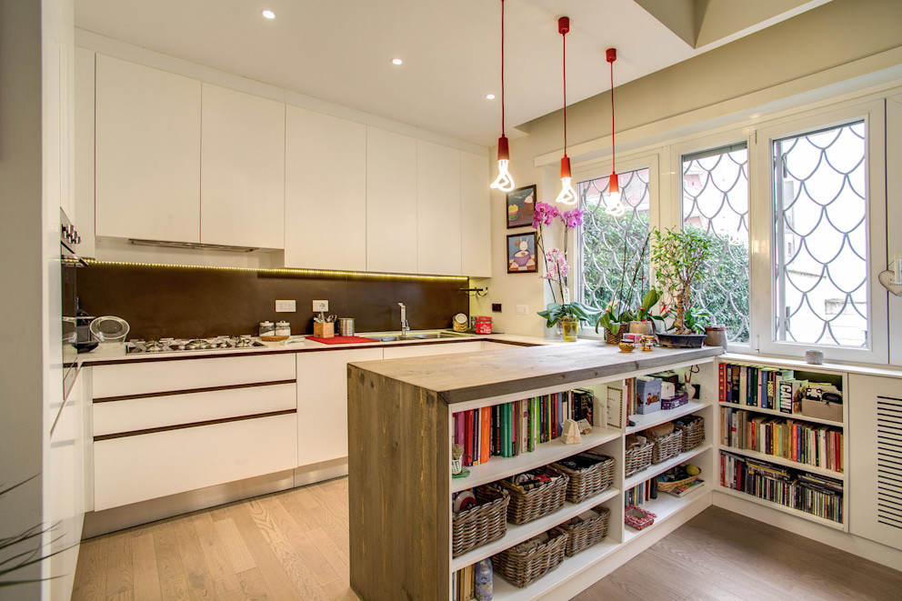 MOB ARCHITECTS Cozinhas modernas