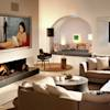 Living Room : mediterranean Living room by TG Studio