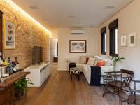 Salas multimédia ecléticas por Tria Arquitetura