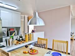 Cozinhas modernas por 한글주택(주)