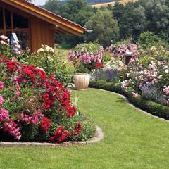 Jardines de estilo rural por Planungsbüro STEFAN LAPORT
