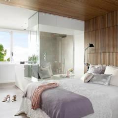 Expresión Transversal: Dormitorios de estilo moderno de Susanna Cots Interior Design