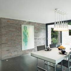 AR Design Studio- Abbots Way: modern Dining room by AR Design Studio