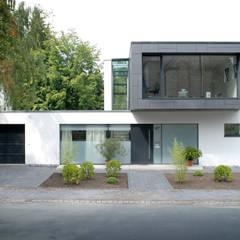 Architekten Spiekermann: modern tarz Evler