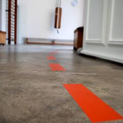 Fitnessraum einrichtung ideen homify for Boden fitnessraum