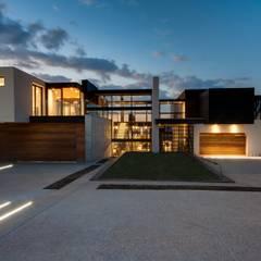 Meulen Architects : modern tarz Evler