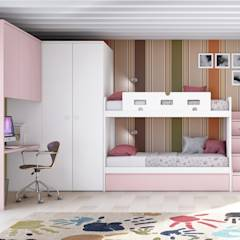 Dormitorios infantiles de estilo moderno por Toca Fusta