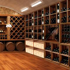 Weinkeller einrichtung design homify for Weinkeller einrichten