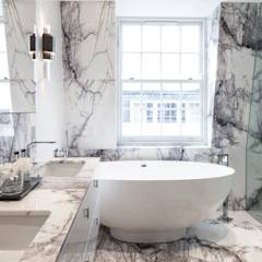 Master Bathroom: modern Bathroom by Roselind Wilson Design