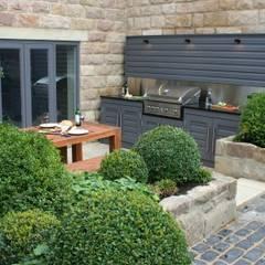translation missing: eg.style.حديقة.modern حديقة تنفيذ Inspired Garden Design