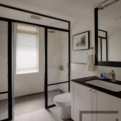 : scandinavian Bathroom by Space Atelier Pte Ltd