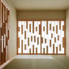 translation missing: eg.style.جدران-و-أرضيات.modern جدران و أرضيات تنفيذ Form / Koichi Kimura Architects