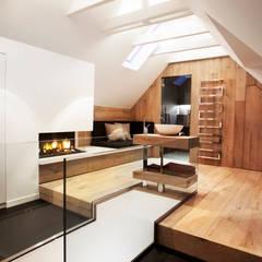 Spa de estilo moderno por schulz.rooms