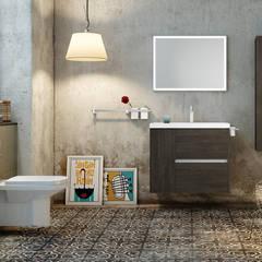 Banheiro translation missing: br.style.banheiro.industrial por SONIA