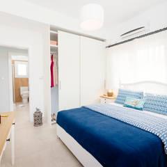 Kıbrıs Developments - Escape Homes Exclusive : akdeniz tarzı tarz Yatak Odası