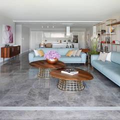 Escapefromsofa - OLABELLA // RESIDENTIAL PROJECT: modern tarz Oturma Odası