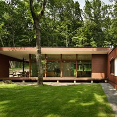 外観~029那須Hさんの家: atelier137 ARCHITECTURAL DESIGN OFFICEが手掛けたtranslation missing: jp.style.家.modern家です。