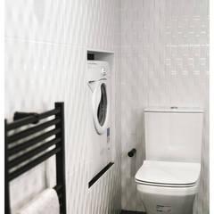 baño: Baños de estilo industrial de MILL-HOUSE