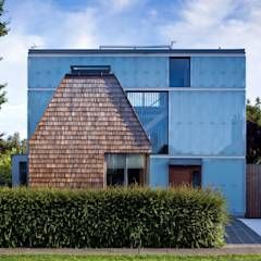 scandinavian Houses by Mole Architects