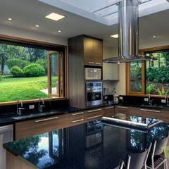 Cucina in stile In stile Country di Olaa Arquitetos