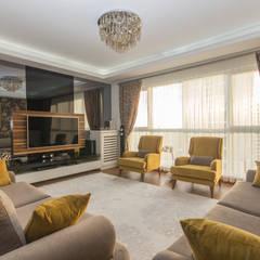 Trabcelona Design - trabcelona design tasarım : modern tarz Oturma Odası