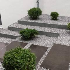 Hausgarten Peek - Cube Garden: moderner Garten von SUD[D]EN Gärten und Landschaften