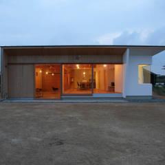 日名内村の家: dygsaが手掛けたtranslation missing: jp.style.家.modern家です。