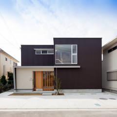 外観: 一級建築士事務所 想建築工房が手掛けたtranslation missing: jp.style.家.modern家です。