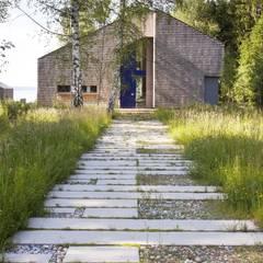 Giardino in stile in stile Scandinavo di architekt stephan maria lang