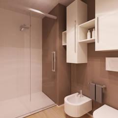 Bagno ispirazione e design homify - Bagno in camera moderno ...