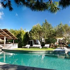 Pool : mediterranean Pool by TG Studio