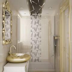Sinar İç mimarlık - Sinem ARISOY KEÇECİ: klasik tarz tarz Banyo