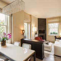 Bramham Gardens : classic Dining room by Keir Townsend Ltd.