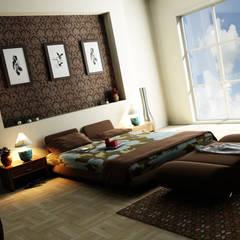 Ev TAdilatları - Ev Tadilatları : akdeniz tarzı tarz Yatak Odası