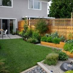 Giardino ispirazione e design homify - Rubinetti da giardino di design ...