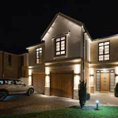 Riggsacre, Corbridge: modern Houses by MWE Architects
